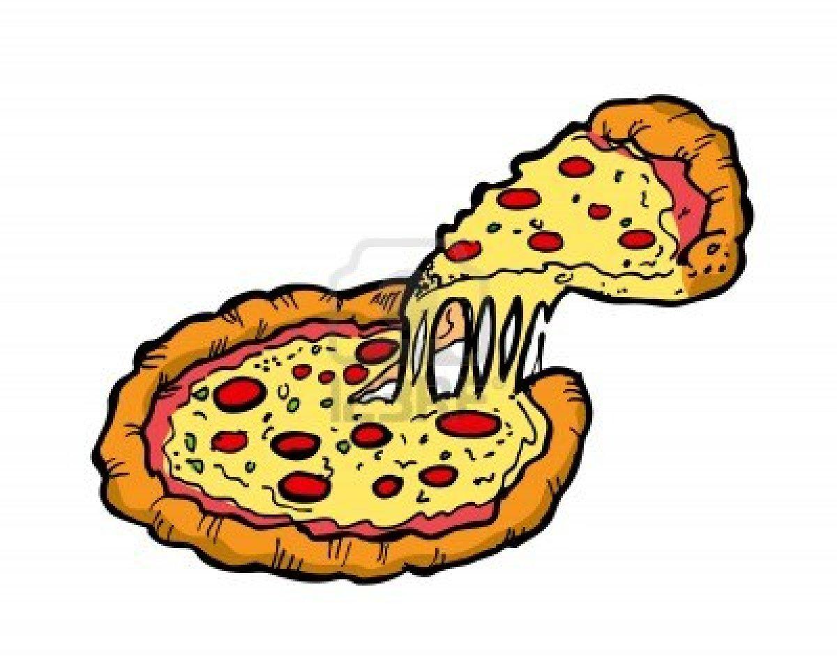 pizza bagel clipart - photo #50